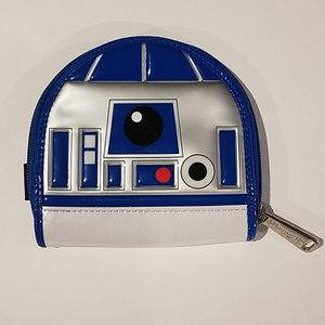 Loungefly R2D2 Coin Purse